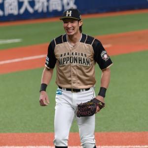 2020/10/28 北海道日本ハムファイターズ 大田泰示外野手
