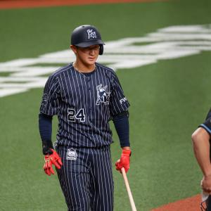 2020/11/3 オリックス・バファローズ 紅林弘太郎内野手