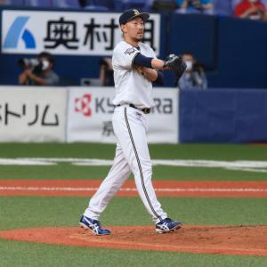 2021/6/11 オリックス・バファローズ 平野佳寿投手