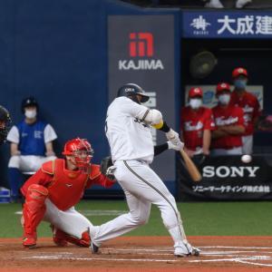 2021/6/11 オリックス・バファローズ T-岡田外野手