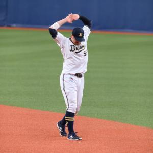 2021/6/9 オリックス・バファローズ T-岡田外野手