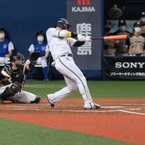 2021/6/22 オリックス・バファローズ T-岡田外野手