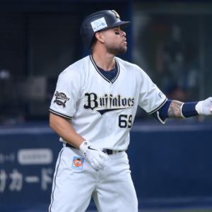 2021/6/29 オリックス・バファローズ ステフェン・ロメロ外野手