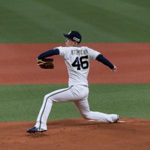 2021/9/20 オリックス・バファローズ 本田仁海投手