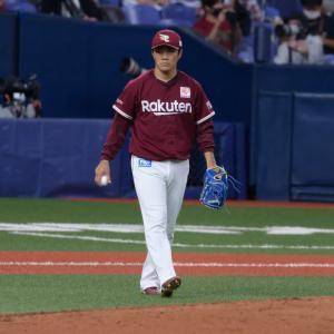 2021/9/24 東北楽天ゴールデンイーグルス 則本昂大投手