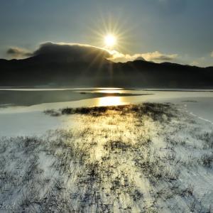 みちのく御所湖朝陽景9