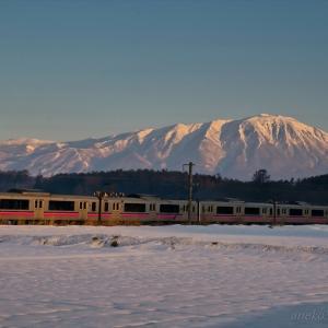 みちのく田沢湖線電車