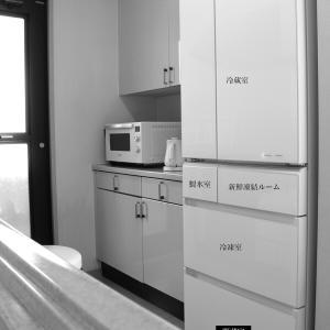 """セリアの""""ライナケース""""を使った野菜室の整理と余白の活用アイデア!新しい冷蔵庫の中身と収納(野菜室)"""
