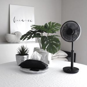 真夏の蒸し暑い場所を心地良く過ごす!多目的に使えるコードレス扇風機(楽天お買い物マラソンで買ったもの)
