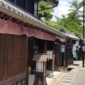サイクリング♪ヤッホー♪ ~ 有松の古い町並み ~