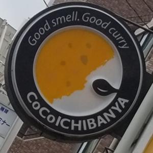CoCo壱番屋 昭和杁中店 ~ ほうれん草カレー(ビーフソース)400g&チキンバジルシーザーサラダ+ツナ ~