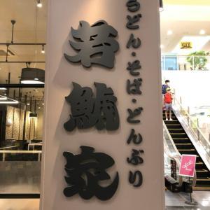 若鯱家 (イオンタウン千種) ~ カレーうどん定食&温玉とチーズカレーうどん ~
