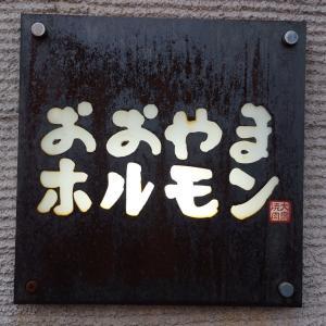 おおやまホルモン 名古屋 新出来店 ~ ハラミ・ホルモン・焼肉三昧 ~