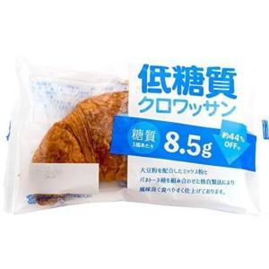 KOUBOの低糖質クロワッサンサンド (INお家) ~ 土曜日から月曜日の朝食 ~