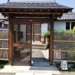 おっさん達の犬山旅(6) 蕎麦茶寮 文福笠井 (各務原) ~ 田舎ざる蕎麦 ~