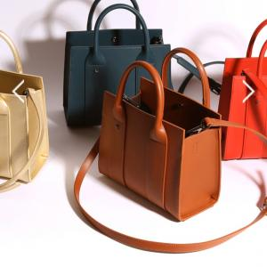 韓国のお気に入りバッグ屋さんで新商品が!