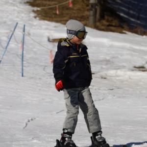 子連れ旅行@7歳:しらかば2 in 1スキー場