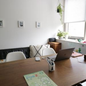 在宅勤務、Web会議に集中したい日のレイアウト