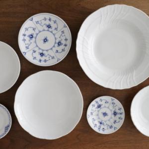 和洋ともに使いやすい、洋食器のサイズ