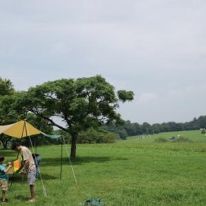 子連れ旅行@6歳:森のまきばオートキャンプ場