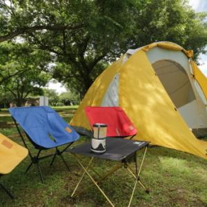ものを持たずに、キャンプを楽しむ その2