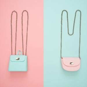 【私のクローゼット事情】靴とバッグのセットを作る!