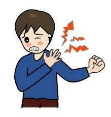 心音の治療で肩関節拘縮治す