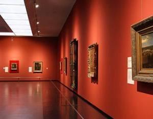 心音に来た際は、山梨の観光名所、ミレーの美術館へ