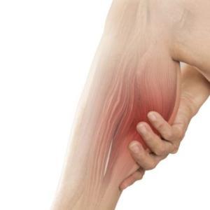 膝の痛みと腓腹筋の関係