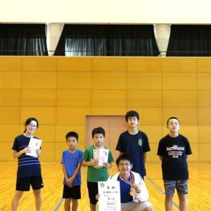 第31回川俣町フェンシング大会 結果