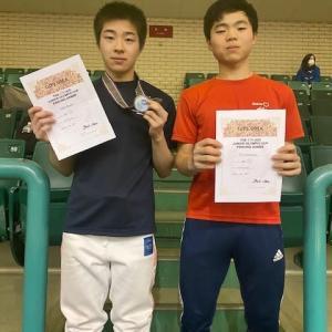 第27回JOCジュニア・オリンピック・カップ・フェンシング大会