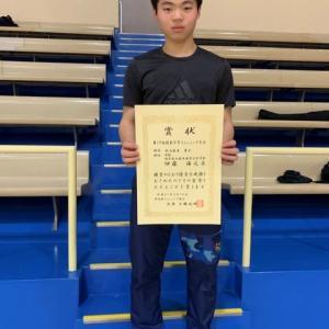 第19回 関東少年フェンシング大会 結果