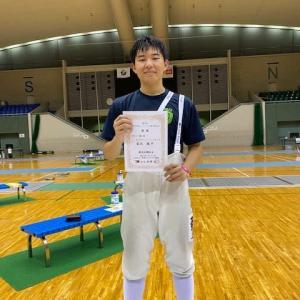 第7回 全国中学生フェンシング大会 試合結果