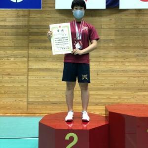 令和3年度 全国高等学校総合体育大会フェンシング競技 試合結果