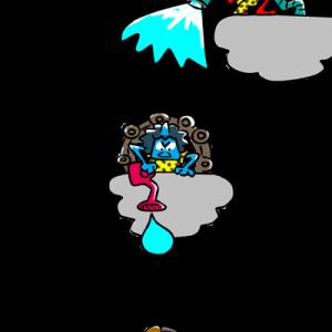 雨の鬼 その2