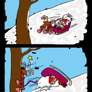 サンタとトナカイ リメイク版