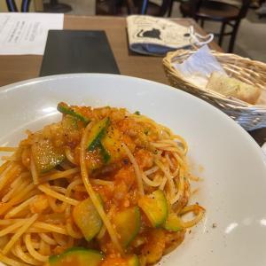 square cafe と イタリアンランチ