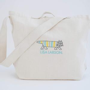 ESSE 7月号 特装版 はリサ・ラーソンのショルダートートバッグが付録