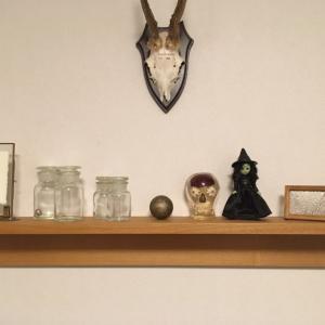 無印良品の「壁につけられる棚」を仕事部屋に設置する