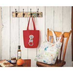「InRed 7月号増刊」はリトルミイとムーミンの買い物バッグ2個セットが付録