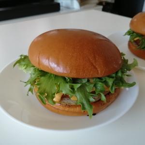 ハンバーガーにはまる