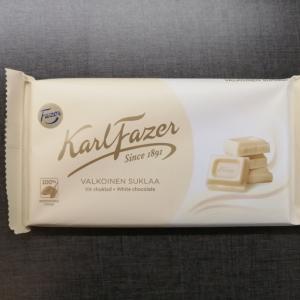 ホワイトチョコが好きなんです