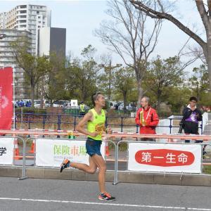(振り返り)大阪マラソン2018
