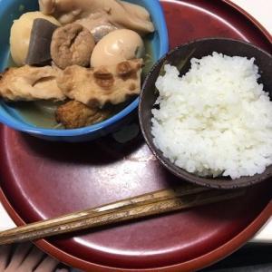 【悲報】拷問ママ「おでんをおかずに白飯を食え!!!!!!!!!!!!!!!!!!!!!!!」