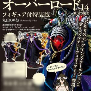 《03月予約》オーバーロード 14 滅国の魔女 フィギュア付特装版 (書籍)[KADOKAWA]