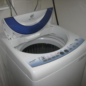 洗濯槽クリーナー。効果はあるのですが・・・。