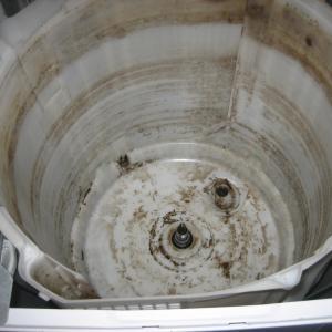 洗濯槽クリーナーと分解洗浄、どっちが得ですか。