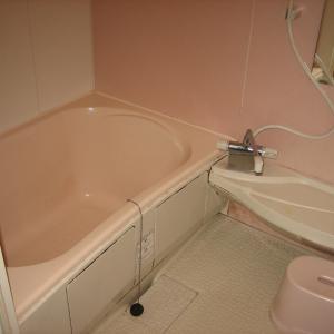 お風呂はカビの温床です。
