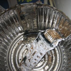 大手が断る洗濯機も分解クリーニング可能です!