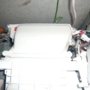 ドラム式洗濯機(乾燥ダクト編)